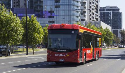 Skybus Super Shuttle