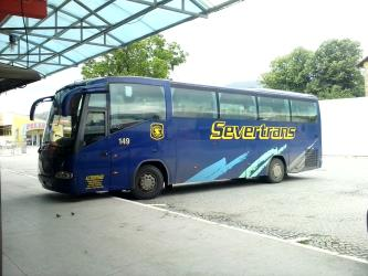 Severtrans bus