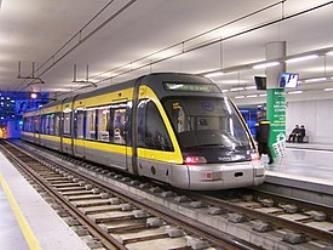 Flexity Outlook Eurotram train