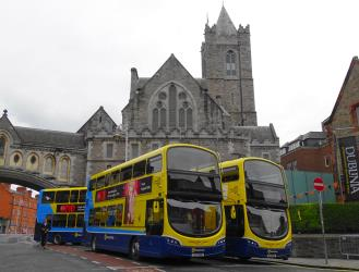 Dublin Bus Wright Eclipse Gemini 2