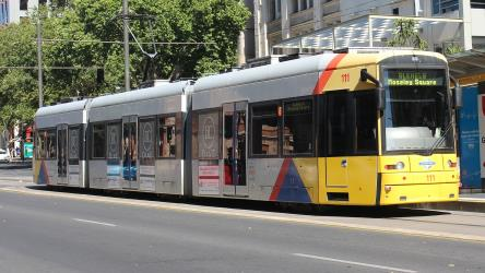 Flexity Rail to Glenelg