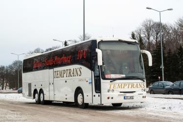Bus to St. Peterburg