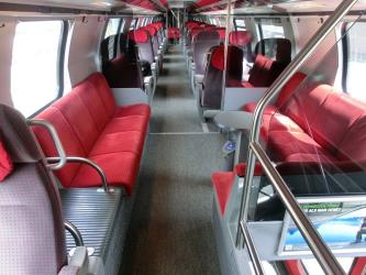 Swiss Railways Regio Interior