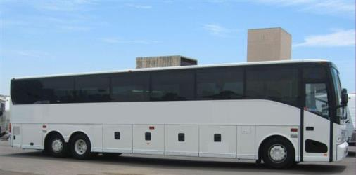 Focus Travel Bus exterior