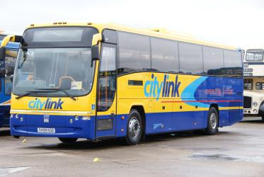 Scottish Citylink Coach