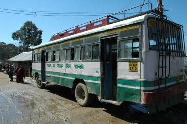 Buses in India
