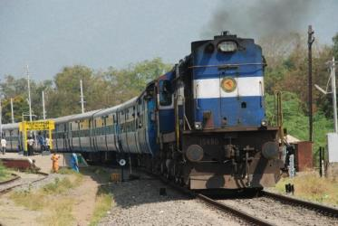 Mettupalayam - Coimbatore train
