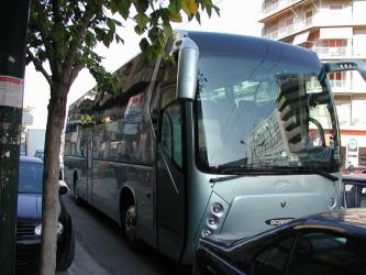 FP travel bus