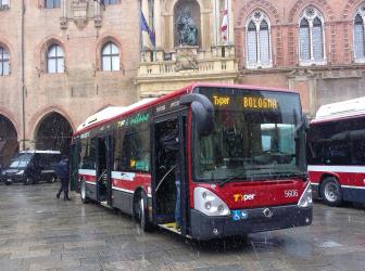 TPER Bus in Bologna