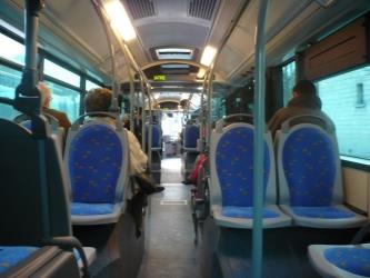 Twisto Bus Interior