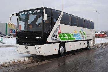 Karpatline bus