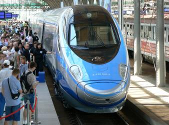 PKP Intercity Pendolino