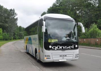 Gunsel bus