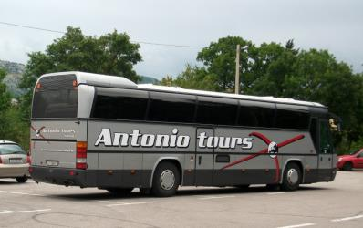 Antonio Tours Šibenik bus