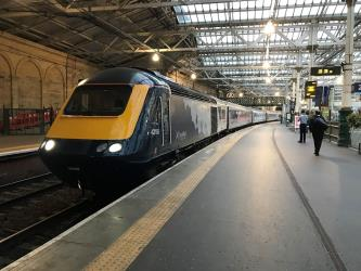 ScotRail InterCity exterior