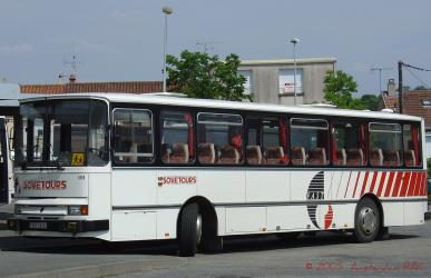 Sovetours Bus