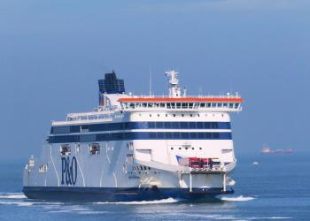 Spirit of Britain Dover to Calais route