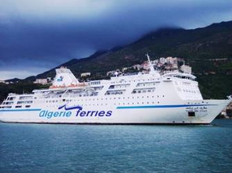 Algerie Ferries exterior