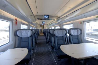 Renfe AVE 1st Class