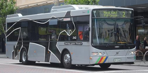 Perth CAT bus
