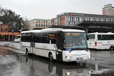 Buses in the Zlin Region