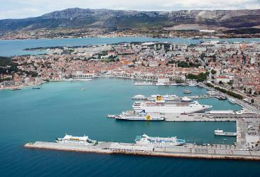 Port of Split