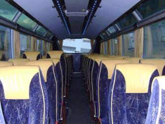 Autna Bus Interior