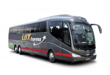 Lux express bus