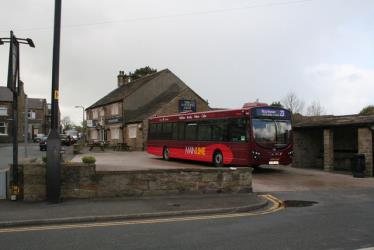 Burnley & Pendle bus