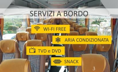 Onboard services