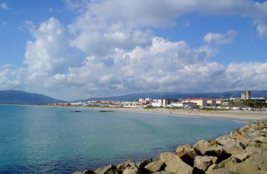 The town of Tarifa