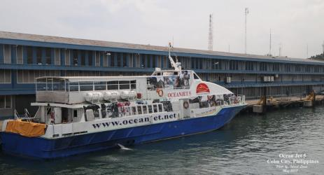 OceanJet Ferry