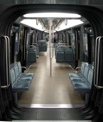 Carriage interior