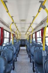 local bus interior
