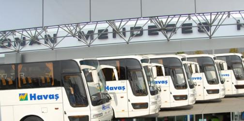 Havas airport buses