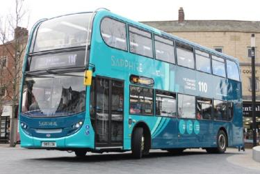 Arriva bus Yorkshire