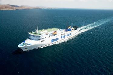 Baja Ferries Exterior