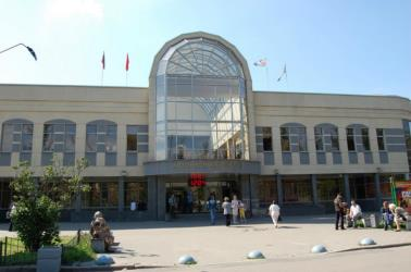 Saint Petersburg Bus Station (Obvodny Channel)