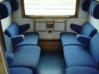 Intercity interior