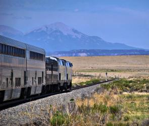 Southwest Chief exterior