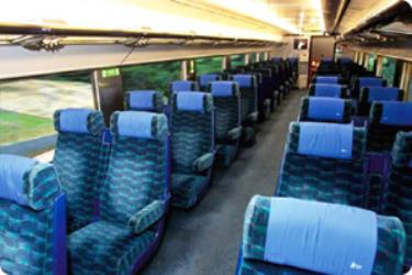Ktt Train Interior