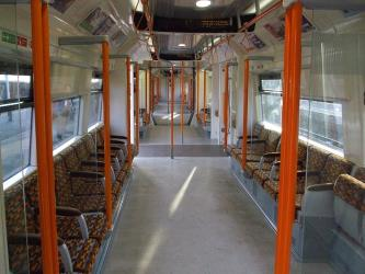 Inside London Overground