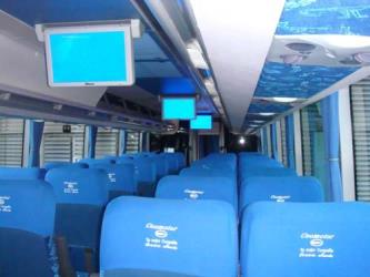 Bus interior Bagon