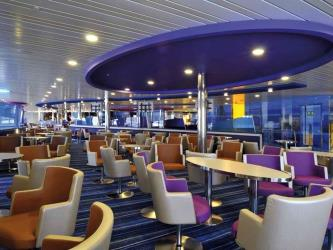 Brittany Ferries Bar