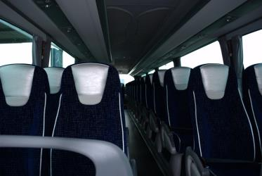 Agredasa Bus Interior