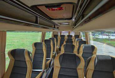Mercedes Sprinter seating