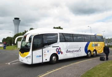 Scottish Citylink Airport Bus