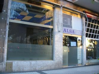 Alsa San Sebastian ticket office