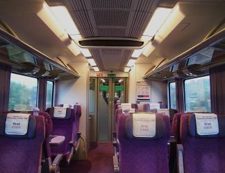 1st class carriage