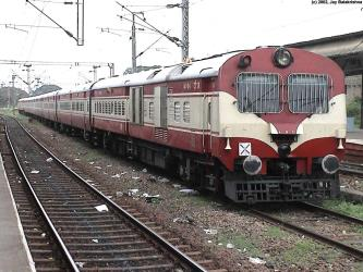 Bangalore-Hindupur Train